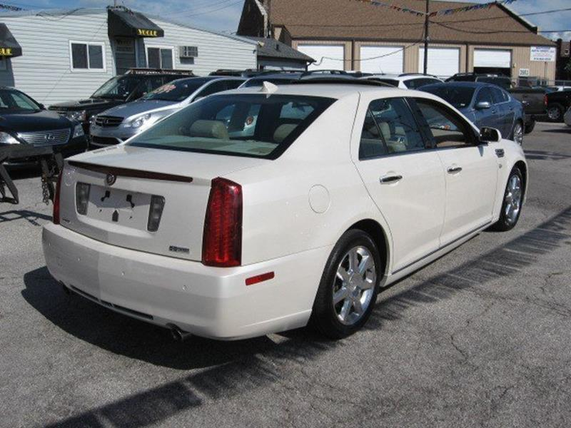 2010 Cadillac STS for sale at Vogue Motor Company Inc in Saint Louis MO