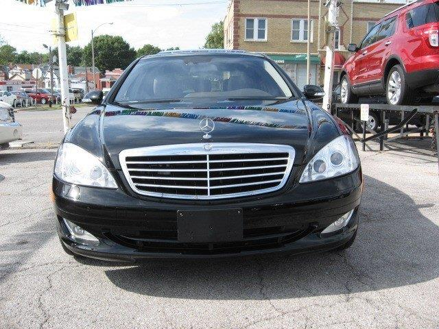 2009 Mercedes-Benz S-Class for sale at Vogue Motor Company Inc in Saint Louis MO