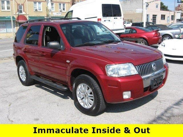 2006 Mercury Mariner for sale at Vogue Motor Company Inc in Saint Louis MO