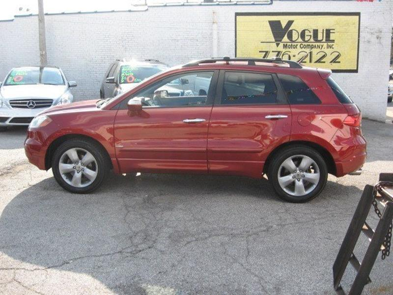 2007 Acura RDX for sale at Vogue Motor Company Inc in Saint Louis MO
