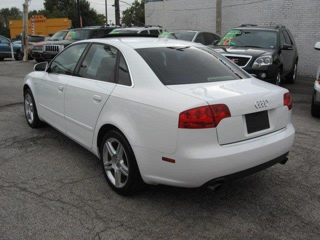 2007 Audi A4 for sale at Vogue Motor Company Inc in Saint Louis MO