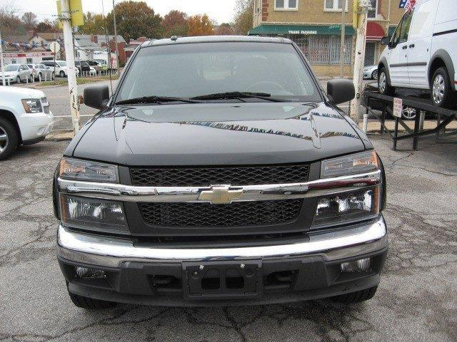 2008 Chevrolet Colorado for sale at Vogue Motor Company Inc in Saint Louis MO