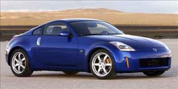 2003 Nissan 350Z for sale at Vogue Motor Company Inc in Saint Louis MO