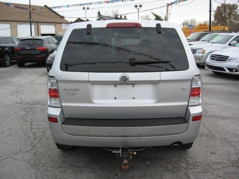 2008 Mercury Mariner for sale at Vogue Motor Company Inc in Saint Louis MO