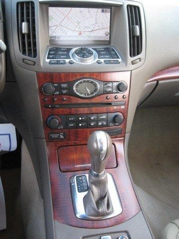 2009 Infiniti G37 Convertible for sale at Vogue Motor Company Inc in Saint Louis MO