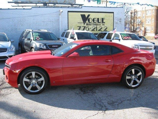 2010 Chevrolet Camaro for sale at Vogue Motor Company Inc in Saint Louis MO