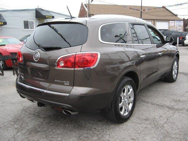 2009 Buick Enclave for sale at Vogue Motor Company Inc in Saint Louis MO