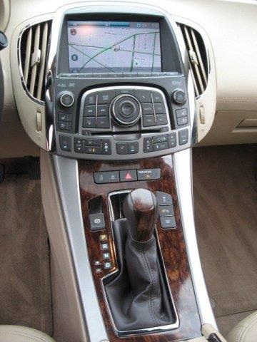 2010 Buick LaCrosse for sale at Vogue Motor Company Inc in Saint Louis MO