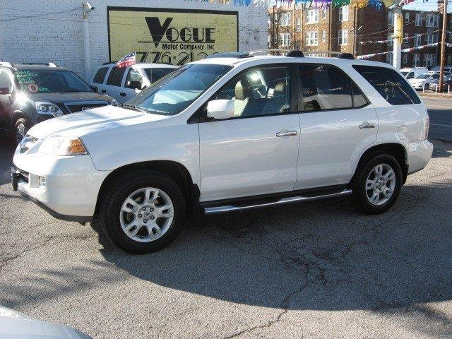 2006 Acura MDX for sale at Vogue Motor Company Inc in Saint Louis MO