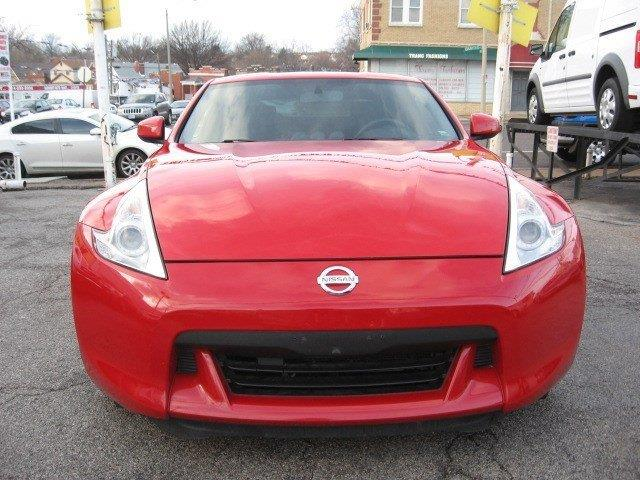 2009 Nissan 370Z for sale at Vogue Motor Company Inc in Saint Louis MO