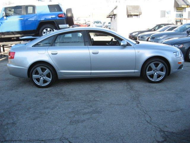 2008 Audi A6 for sale at Vogue Motor Company Inc in Saint Louis MO