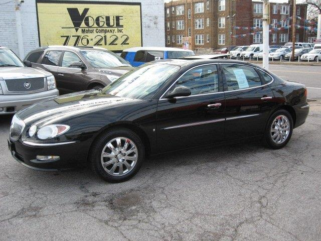 2008 Buick LaCrosse for sale at Vogue Motor Company Inc in Saint Louis MO