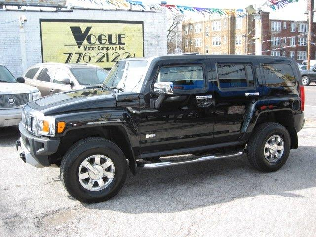 2008 HUMMER H3 for sale at Vogue Motor Company Inc in Saint Louis MO