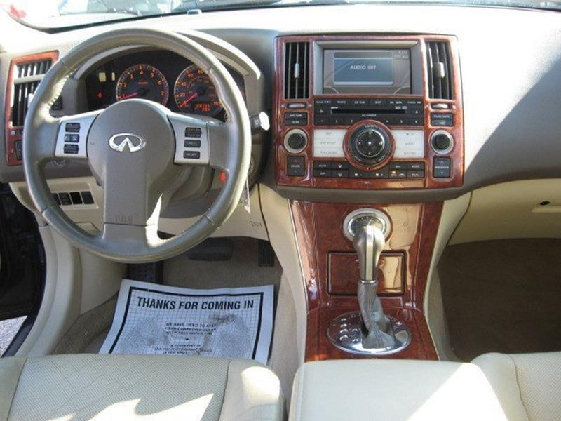 2007 Infiniti FX35 for sale at Vogue Motor Company Inc in Saint Louis MO