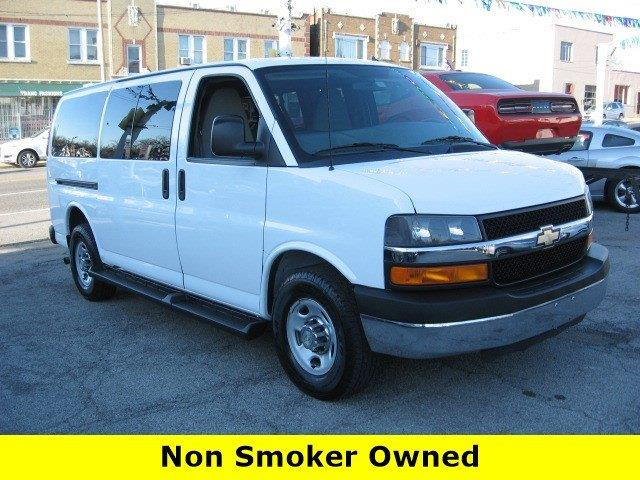 2011 Chevrolet Express Passenger for sale at Vogue Motor Company Inc in Saint Louis MO