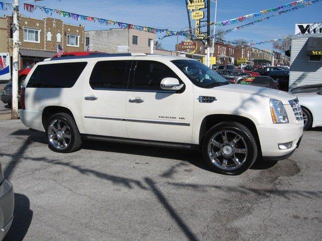 2007 Cadillac Escalade ESV for sale at Vogue Motor Company Inc in Saint Louis MO