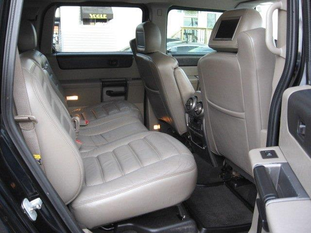 2003 HUMMER H2 for sale at Vogue Motor Company Inc in Saint Louis MO