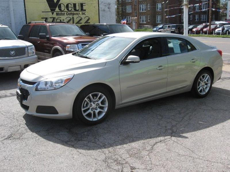 2015 Chevrolet Malibu for sale at Vogue Motor Company Inc in Saint Louis MO