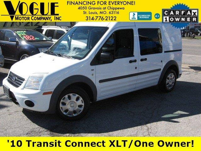 2010 Ford Transit Connect for sale at Vogue Motor Company Inc in Saint Louis MO