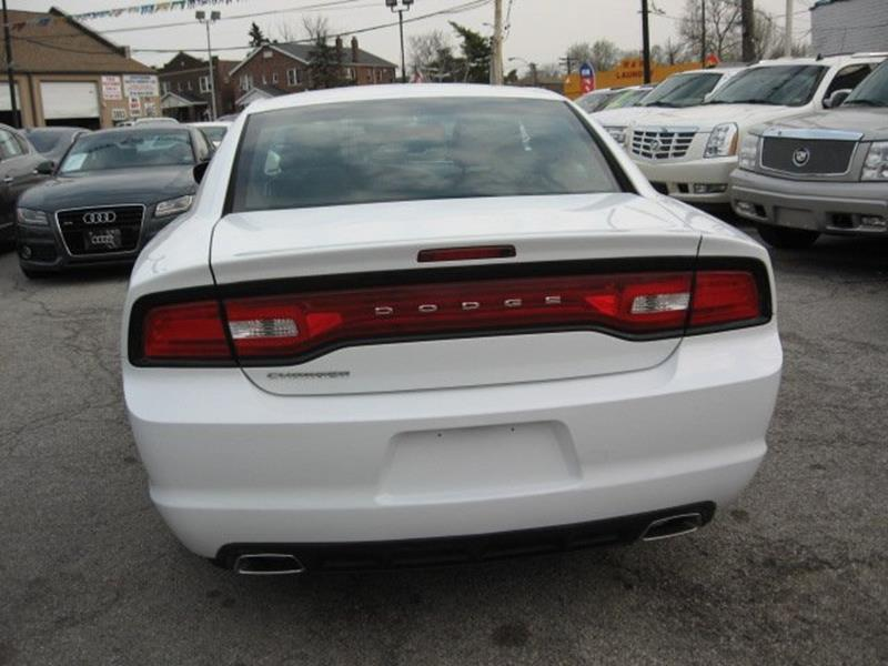 2014 Dodge Charger for sale at Vogue Motor Company Inc in Saint Louis MO