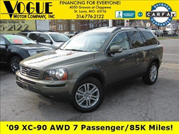 2009 Volvo XC90 for sale at Vogue Motor Company Inc in Saint Louis MO