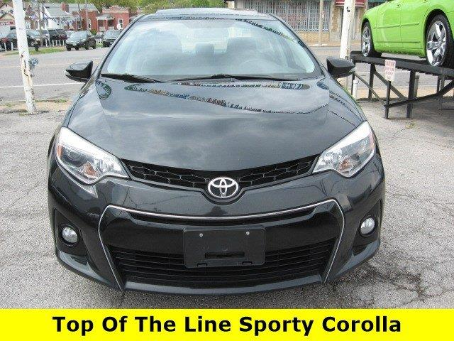 2014 Toyota Corolla for sale at Vogue Motor Company Inc in Saint Louis MO