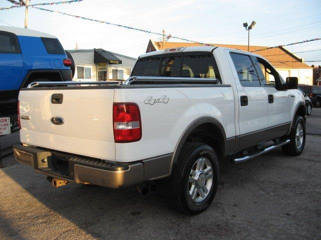 2004 Ford F-150 for sale at Vogue Motor Company Inc in Saint Louis MO