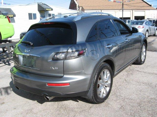 2008 Infiniti FX35 for sale at Vogue Motor Company Inc in Saint Louis MO