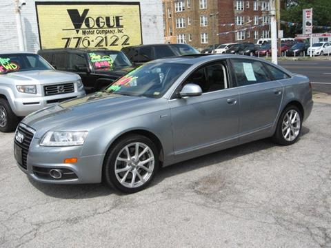 2011 Audi A6 for sale at Vogue Motor Company Inc in Saint Louis MO
