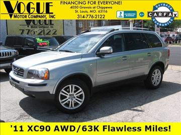 2011 Volvo XC90 for sale at Vogue Motor Company Inc in Saint Louis MO