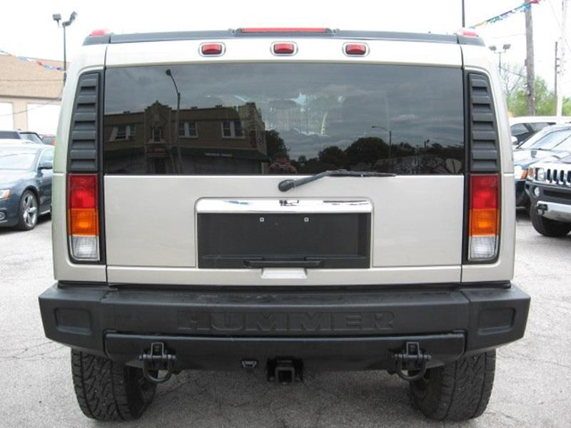 2004 HUMMER H2 for sale at Vogue Motor Company Inc in Saint Louis MO