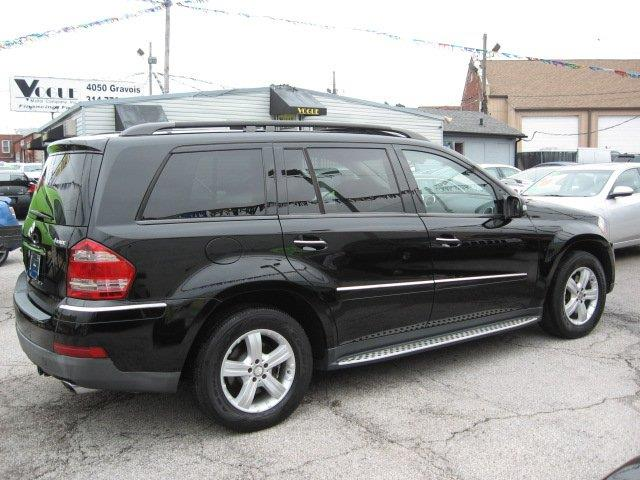 2008 Mercedes-Benz GL-Class for sale at Vogue Motor Company Inc in Saint Louis MO