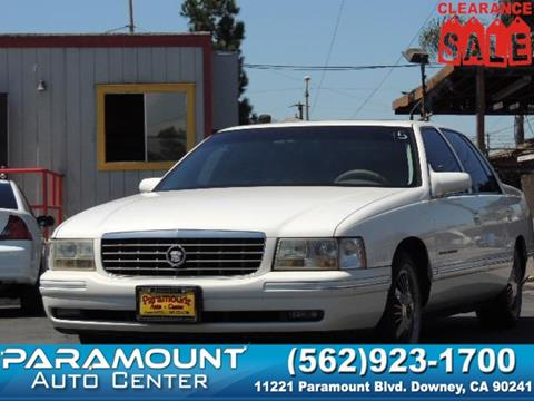 1999 Cadillac DeVille for sale in Downey, CA