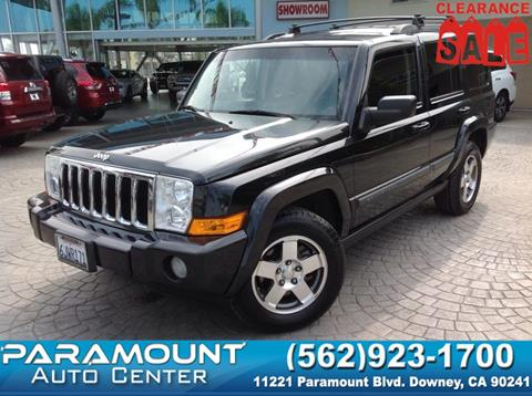 2009 Jeep Commander for sale in Downey, CA
