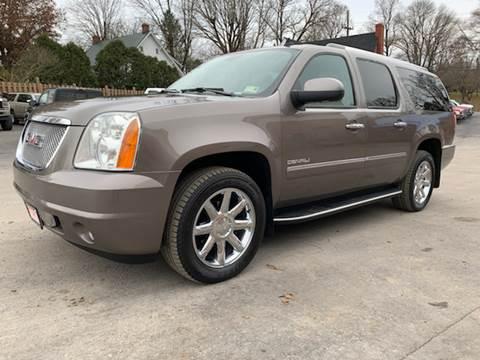 2012 GMC Yukon XL for sale in Flint Hill, VA