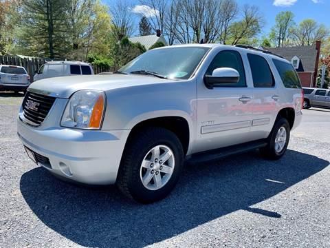 2012 GMC Yukon for sale in Flint Hill, VA