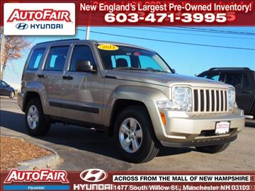 2011 Jeep Liberty for sale in Manchester, NH