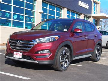 2017 Hyundai Tucson for sale in Manchester, NH