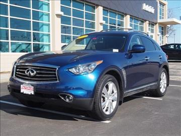 2013 Infiniti FX37 for sale in Manchester, NH