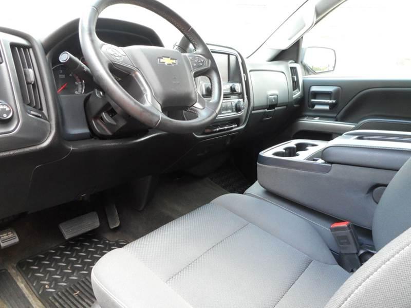 2018 Chevrolet Silverado 1500 4x4 LT 4dr Double Cab 6.5 ft. SB - Chester IL