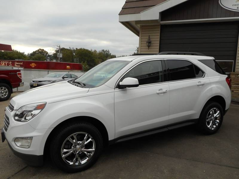 2017 Chevrolet Equinox LT 4dr SUV w/1LT - Chester IL