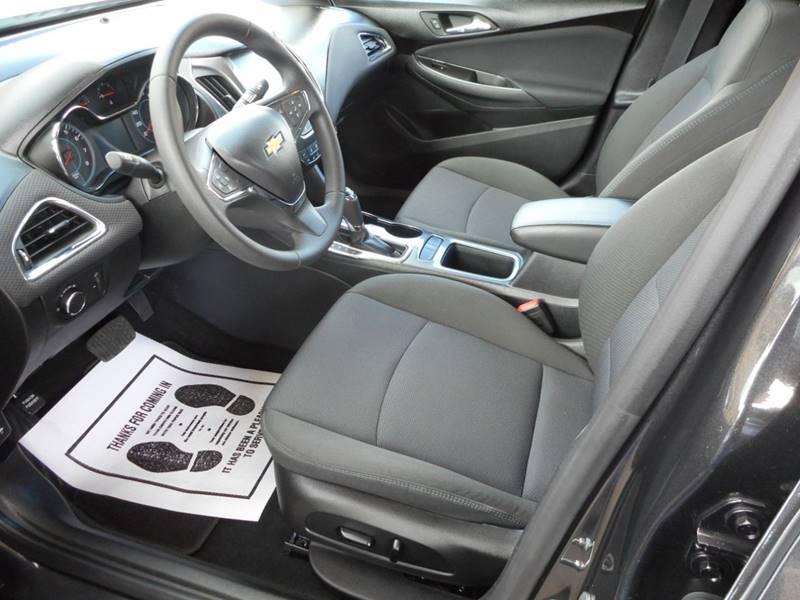 2017 Chevrolet Cruze LT Auto 4dr Sedan - Chester IL