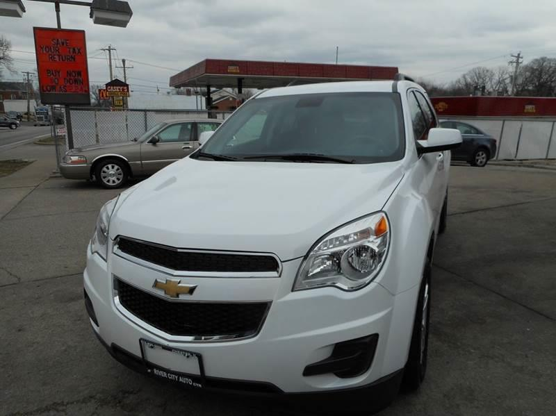 2015 Chevrolet Equinox LT 4dr SUV w/1LT - Chester IL