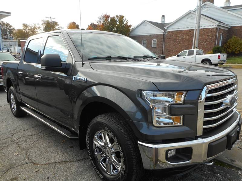 2016 Ford F-150 4x4 XLT 4dr SuperCrew 5.5 ft. SB - Chester IL