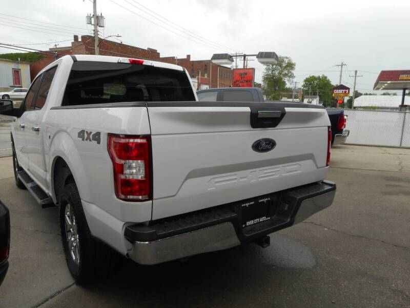 2018 Ford F-150 4x4 XLT 4dr SuperCrew 5.5 ft. SB - Chester IL