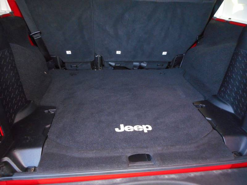 2016 Jeep Wrangler Unlimited 4x4 Sport 4dr SUV - Chester IL