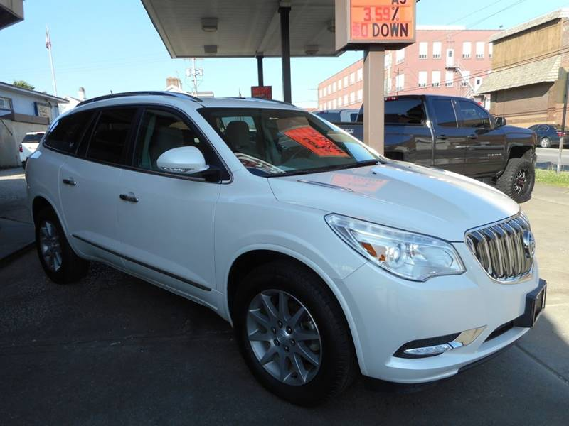 2017 Buick Enclave Convenience 4dr Crossover - Chester IL