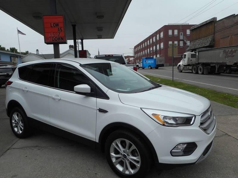 2017 Ford Escape SE 4dr SUV - Chester IL