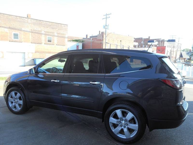 2017 Chevrolet Traverse LT 4dr SUV w/1LT - Chester IL