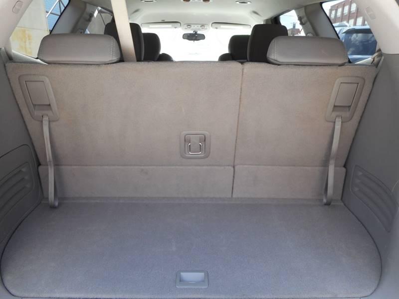 2014 Chevrolet Traverse AWD LT 4dr SUV w/1LT - Chester IL